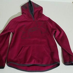 Underarmour hoodie kids C42